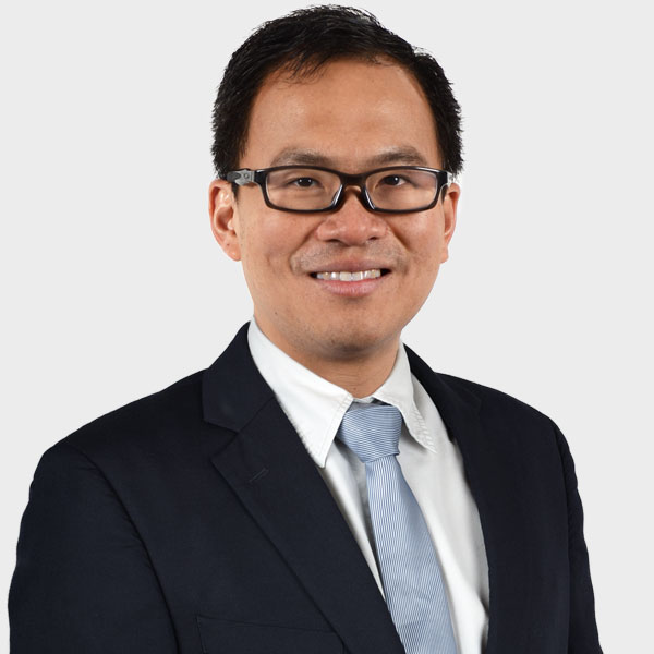 Dr Mark Tan