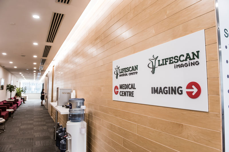 Lifescan Imaging at Paragon